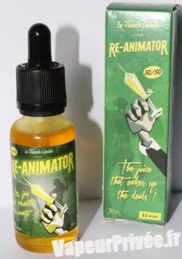 re-animator french liquide vente 12 euros