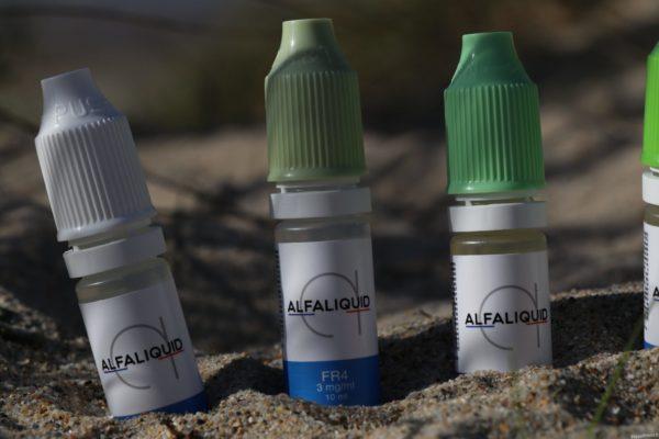 alfaliquid Tabac FR4 vente privée cigarette électronique